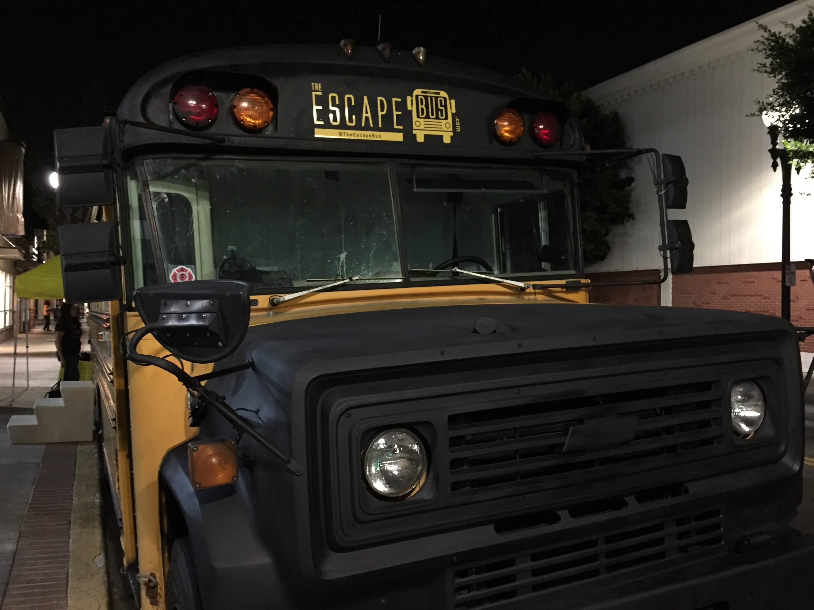 halloween haunt bus schedule