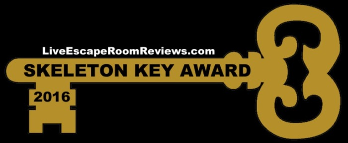 Congratulations 2016 Skeleton Key Award Winners