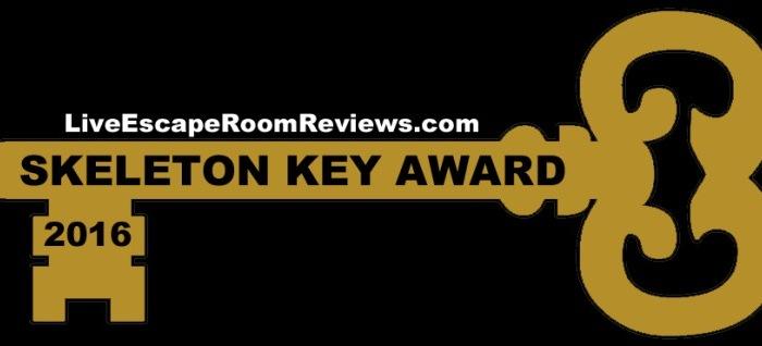 Congratulations 2016 Skeleton Key AwardWinners