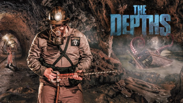 New for 2018- The-Depths w Logo