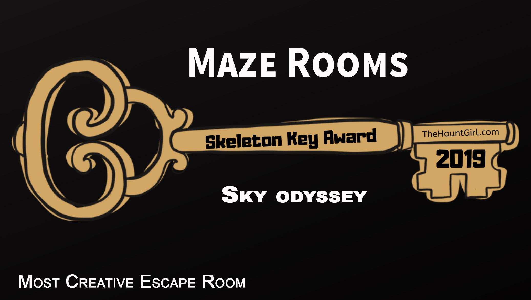 MazeRooms