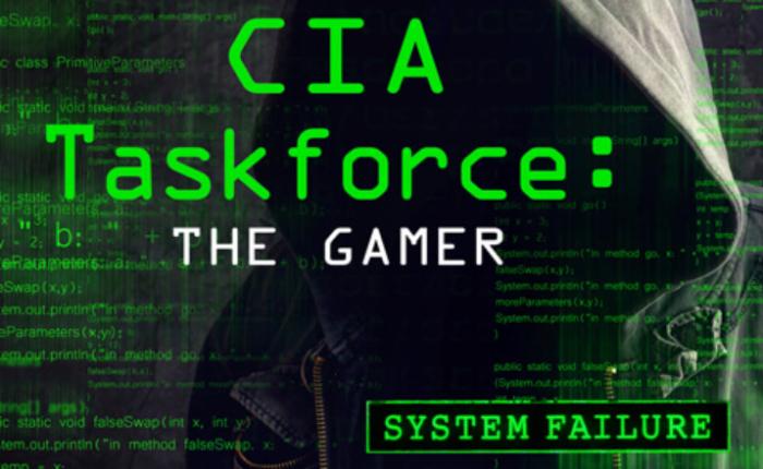 ESCAPE ROOMS – CIA Taskforce: The Gamer Remote Escape RoomReview