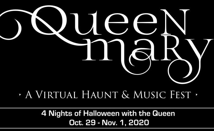 ANNOUNCEMENT- Queen Mary Halloween Event –Online